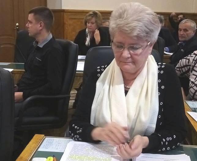 Глава Питкярантского района Нина Заречная. Фото: Татьяна Смирнова