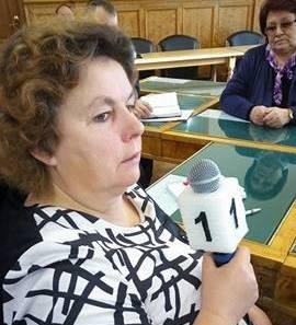 Валентина Сукотова. Фото: Татьяна Смирнова