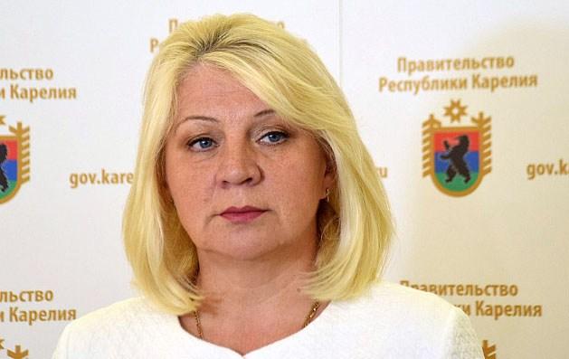 За подготовку юбилея в правительстве Худилайнена отвечала госпожа Улич. Фото: gov.karelia.ru