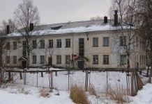 Здание Центра дополнительного образования в Беломорске. Фото: Беломорская трибуна