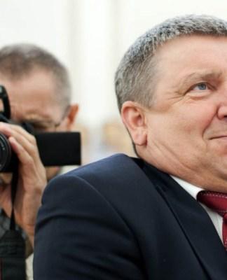 Отставка экс-губернатора Худилайлена стала одним из главных событий 2017 года в Карелии. Фото: Губернiя Daily