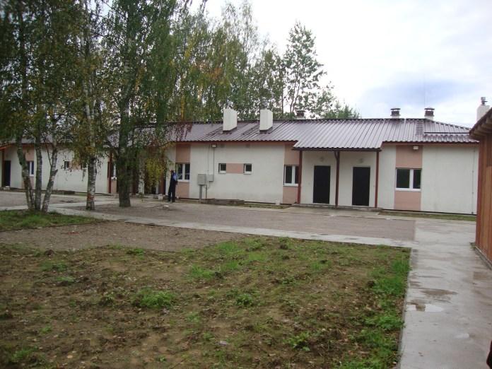 Дома для расселения аварийного жилья в поселке Верхние Важины. Фото: Вера Иванова