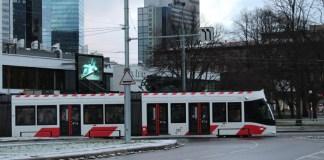 Таллинский трамвай. Фото: Валерий Поташов