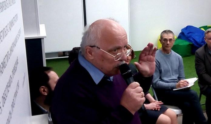"""Историк Андрей Бутвилло пообещал """"веселую"""" избирательную кампанию. Фото: Валерий Поташов"""