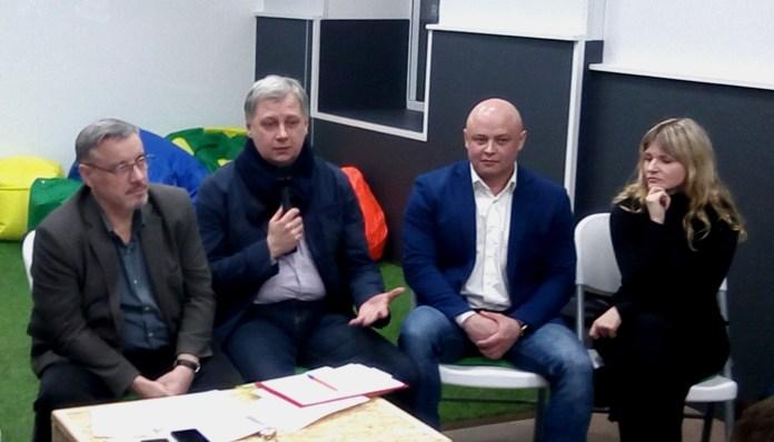 Дискуссионный клуб Общественной палаты Карелии обсудил ход президентской кампании в республике. Фото: Валерий Поташов