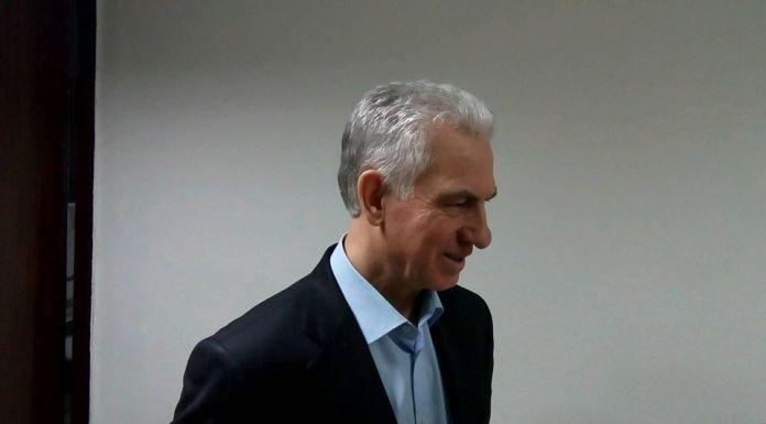 Адвокат Виктор Ануфриев. Фото: Валерий Поташов