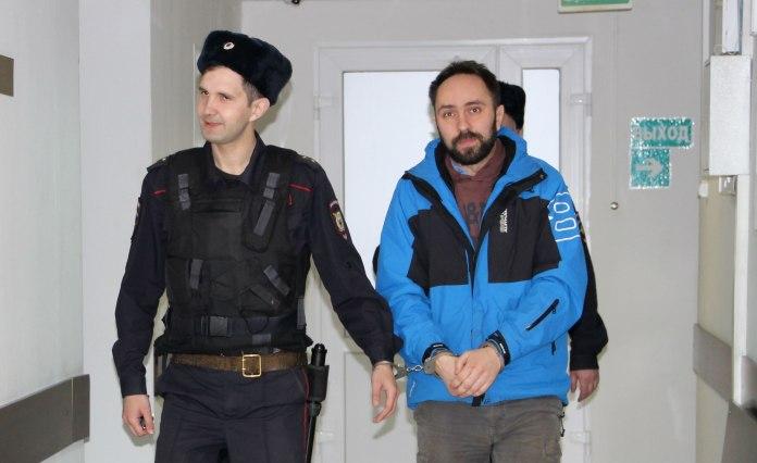 Следствие ходатайствовало об аресте вице-спикера парламента Карелии, не имея для этого никаких оснований. Фото: Илона Радкевич