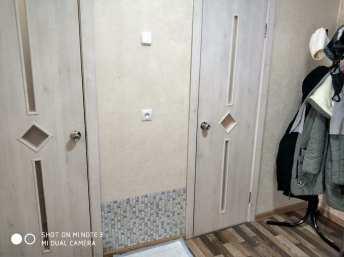 Двери в ванную и туалет заменены. Фото: Юлия Шевчук