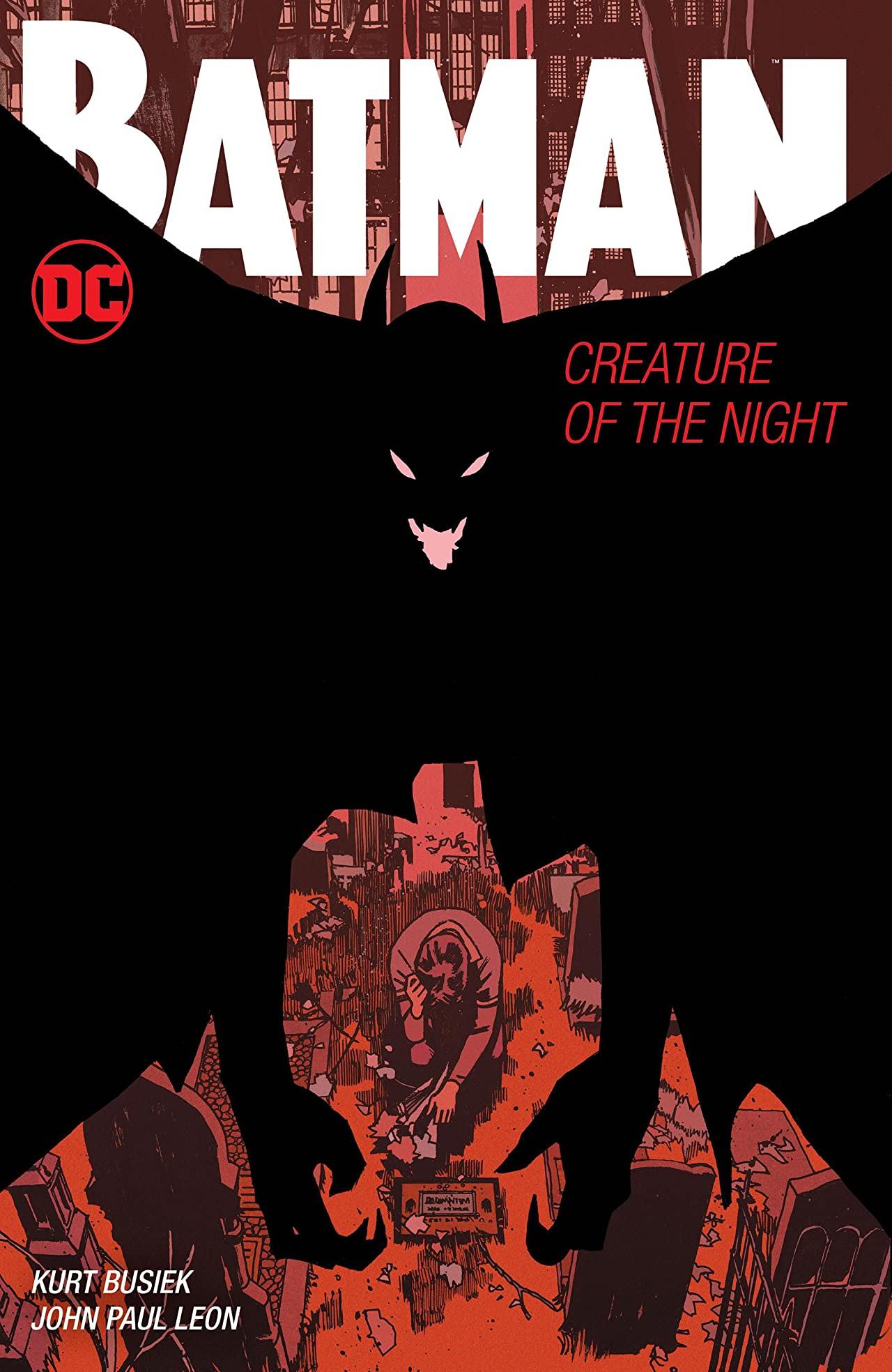 #8 Batman: Creature of the Night