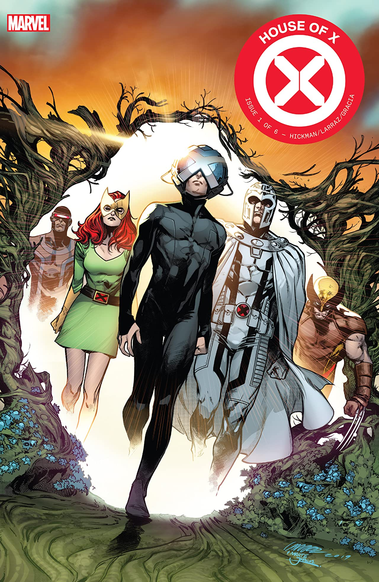 #8 House of X