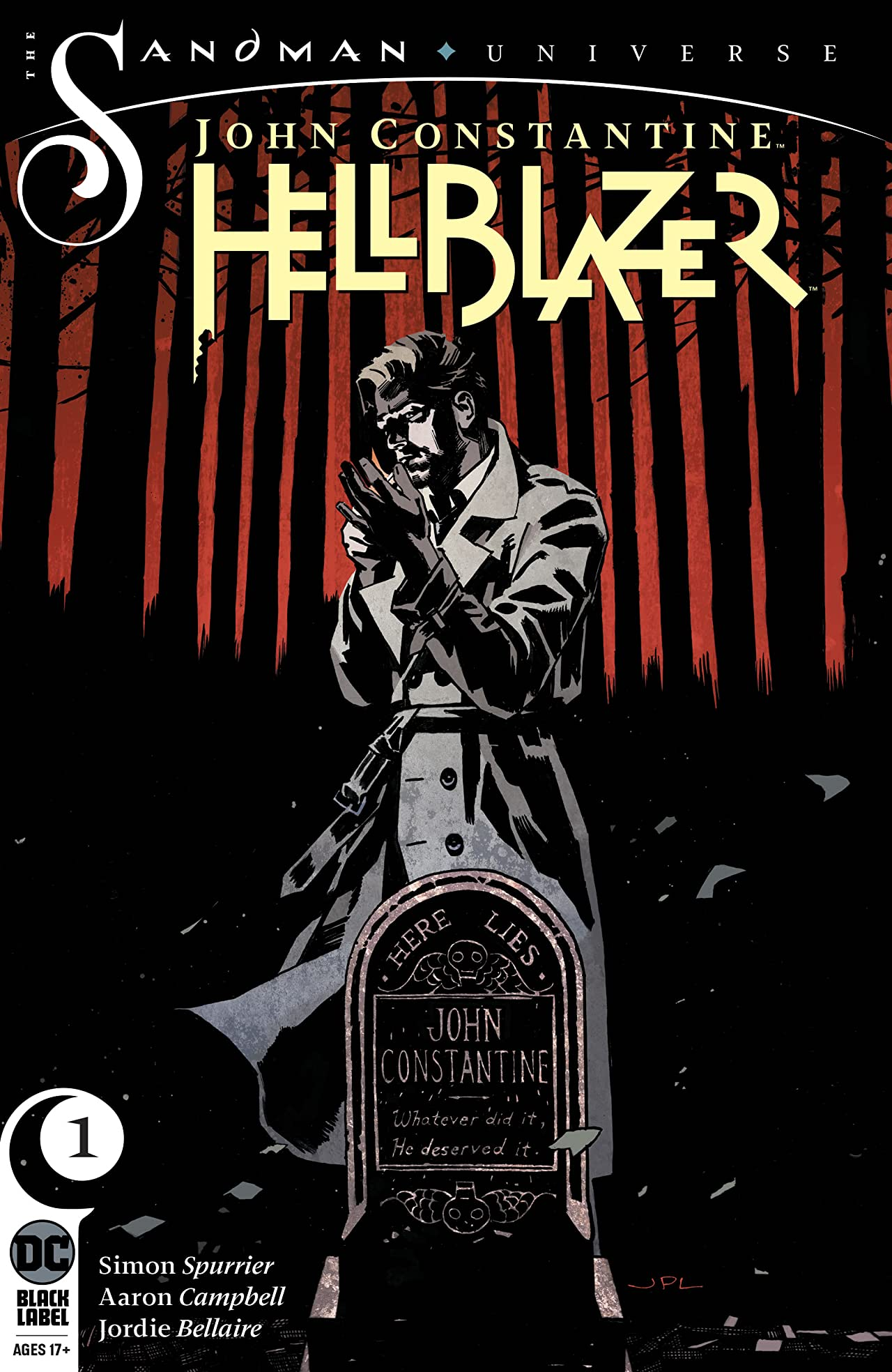 #3 John Constantine: Hellblazer