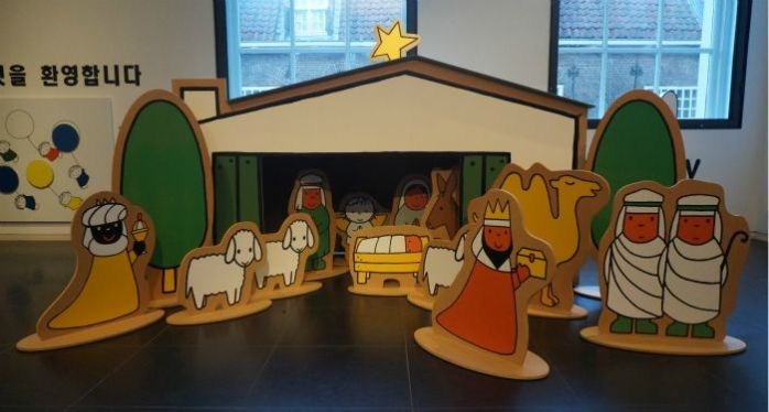 Miffy celebrates Christmas