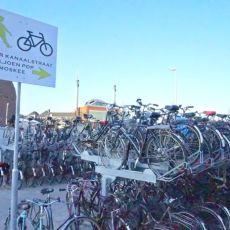 Biclycle parking