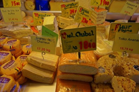 Belgian Cheese from Aubel