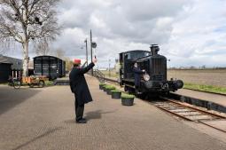 WD33 on the line Hoorn-Medenblik.