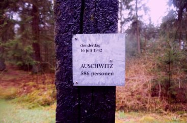 Today one Train to Auschwitz!