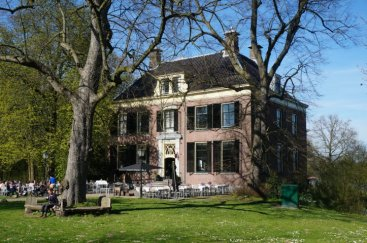 The magnificent Stay Oke Hostel in Utrecht