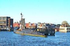 I want a submarine for my birthday