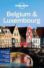 Lonely Planet Belgium & Luxembourg