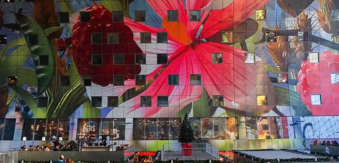 Market Hall Rotterdam Modern Architecture