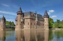 Castle De Haar. Awesome location to organize an event.
