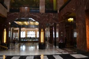 Resepción del Palacio de Bellas Artes