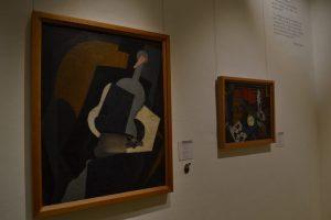 Cuadros de Diego Rivera en casa de Frida Kalho