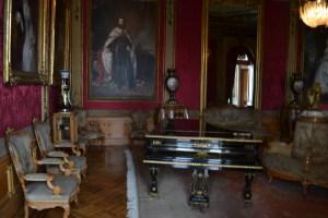 Chapultepec Castle Music room