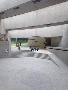 Interiors of Rufino Tamayo's Museum