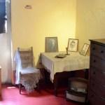 La habitacion de Leon Trotsky