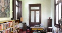 Oficina en la Casa de Leon Trotsky