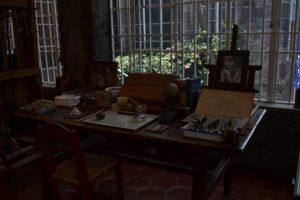 Estudio de Frida Kahlo