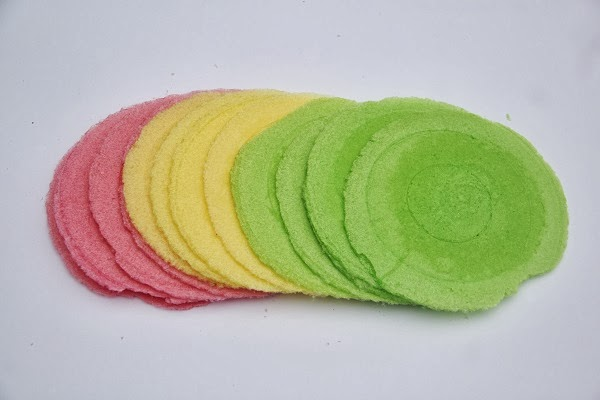 Image result for colorful wafers singapore