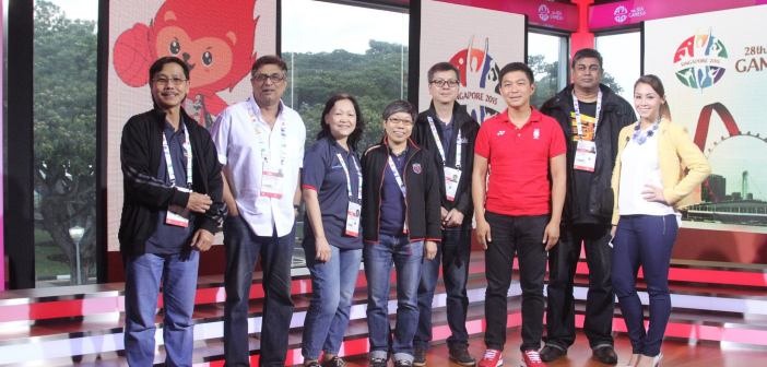 Tan chuan jin shows us that the sea games media team deserves a gold