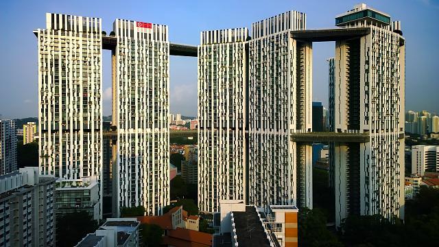 Singapore - Pinnacle Ducston