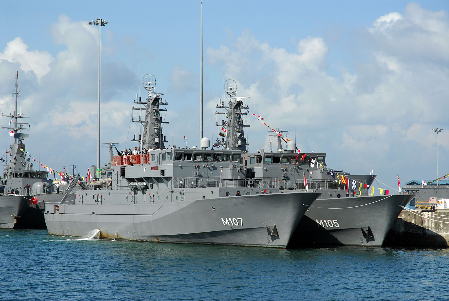 Defence Minister Ng Eng Hen: Navy Ships Have No Space For Halal ...