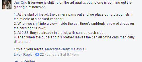 Mercedes-Benz Malaysia CNY_comment funny no. 3