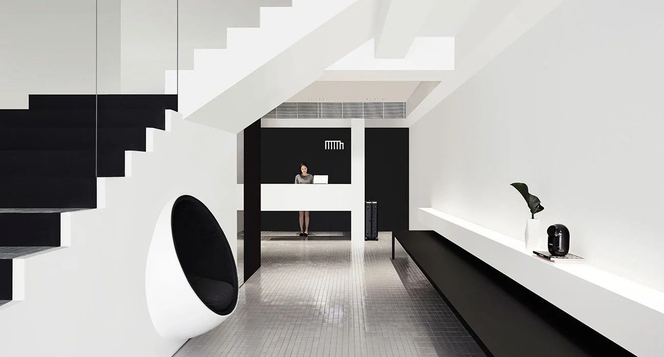 hotel mono - singapore's first black and white boutique hotel