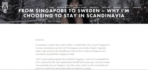 Weird Bohemian Guy Says Sweden Is Better Than Singapore -- We Think That's Because He Likes To Pose Nude In The Snow_WEBSITE SS