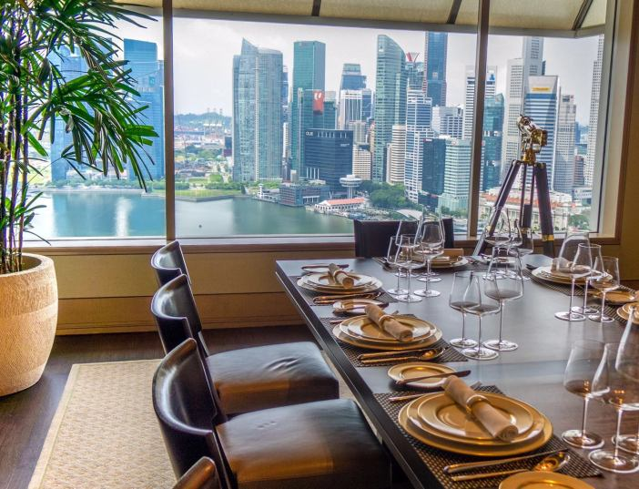 8 most expensive hotel rooms in singapore quecie part 7 for Most luxurious hotel in singapore