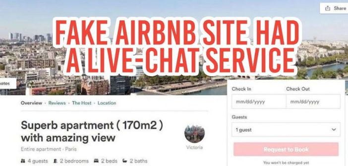 Singapore Pr 39 S Airbnb 52 000 Paris Apartment Scam Was Due
