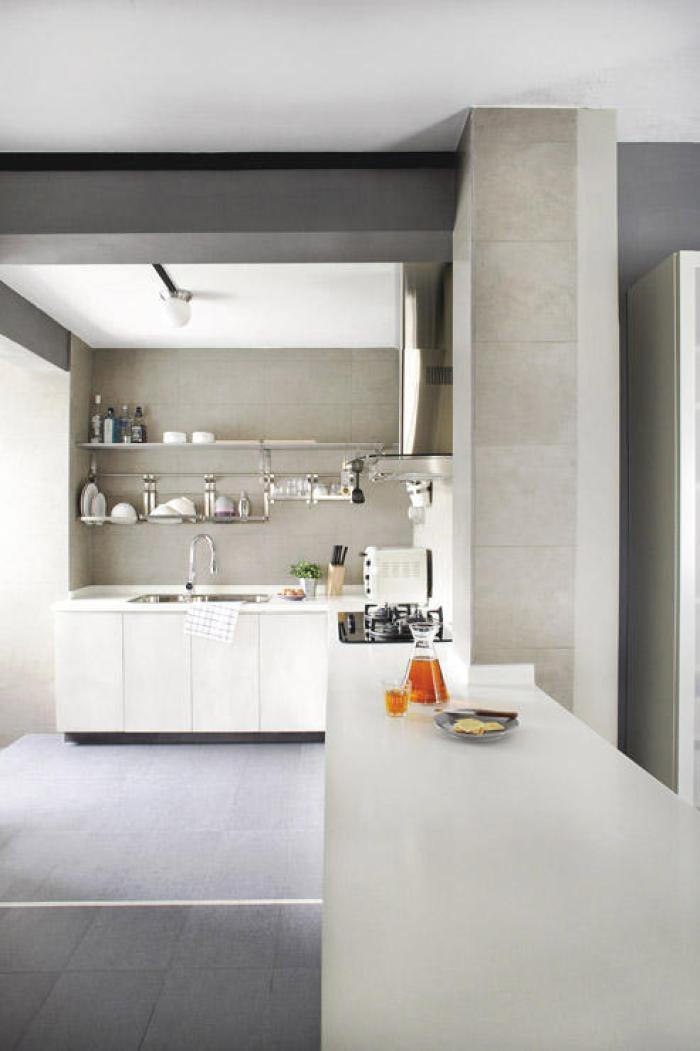 1 Room Bto Hdb: 9 Stunning HDB Open Kitchen Concepts That Are BTO Goals