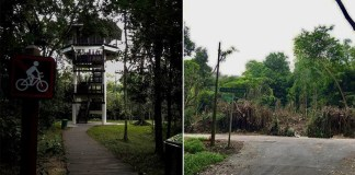 singapore scary places