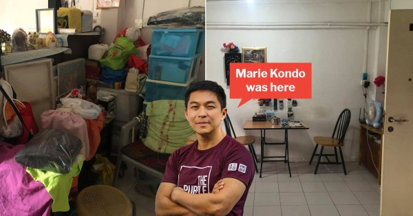 Tan Chuan-Jin Marie Kondos Chai Chee Rental Flats & Shares Ways To Help Needy Families