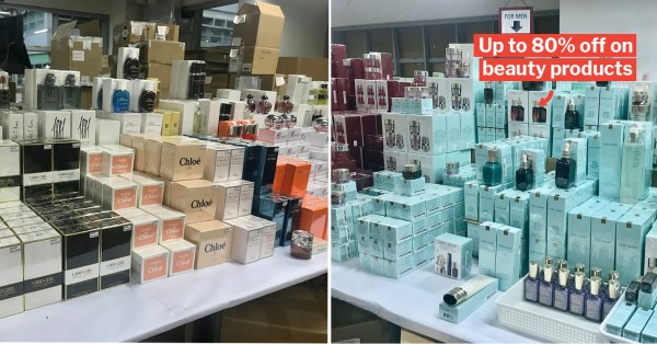 BeautyFresh Bazaar Has Up To 80% Off Chanel, Dior & Laneige Products From 21-23 Nov