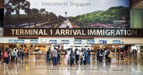 ICA Has No Time For Nonsense, Jails French Guy Who Gestured Rudely At Changi Airport Officer