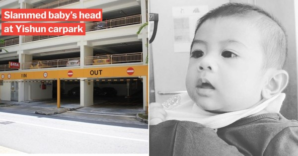 S'pore Man Accused Of Hitting 9-Month-Old Baby's Head Against Van Floorboard, May Face 10 Years' Jail