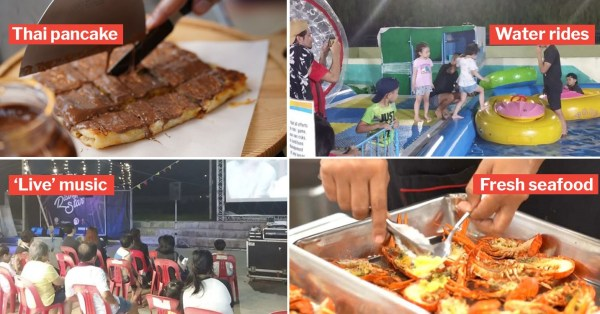 Woodlands Night Market Has Live Music, Carnival Rides & Yummy Street Food Till 17 Nov