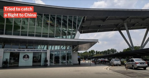 Toddler With Wuhan Virus Symptoms Escapes Quarantine, M'sia Police Stops Family At Airport