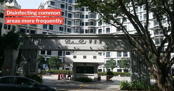 Serangoon Condo Resident Tests Positive For Covid-19, Use Of Indoor Facilities Suspended